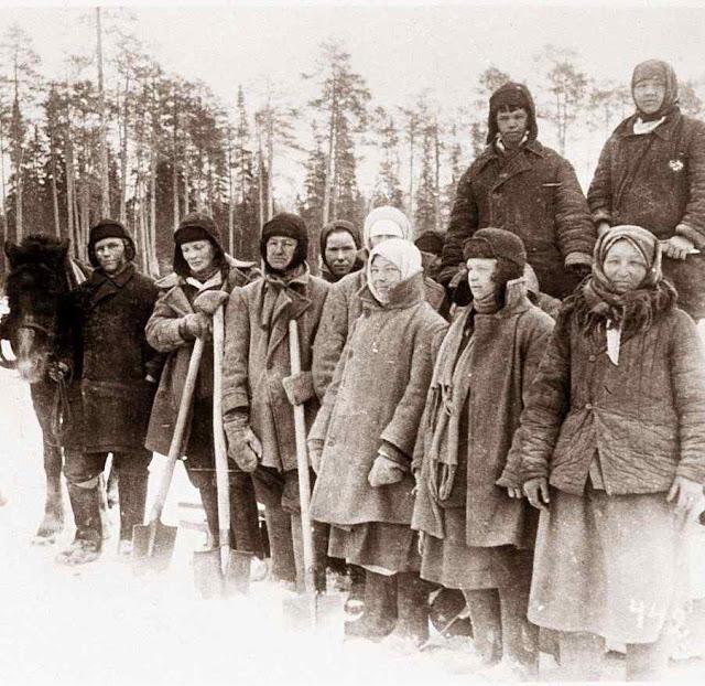 Num gulag feminino