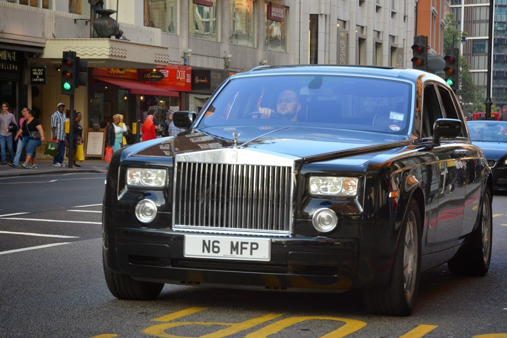 London Rolls Royce