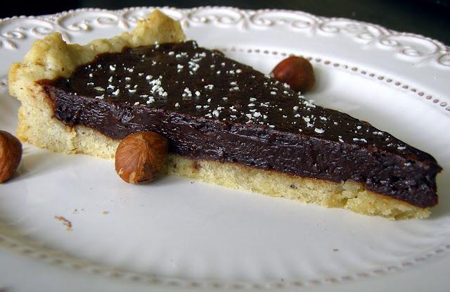 tartt Tarta czekoladowa z orzechami