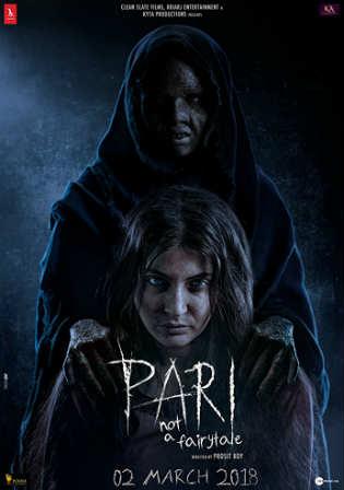 Pari 2018 Pre DVDRip 350MB Full Hindi Movie Download 480p Watch Online Free Worldfree4u 9xmovies
