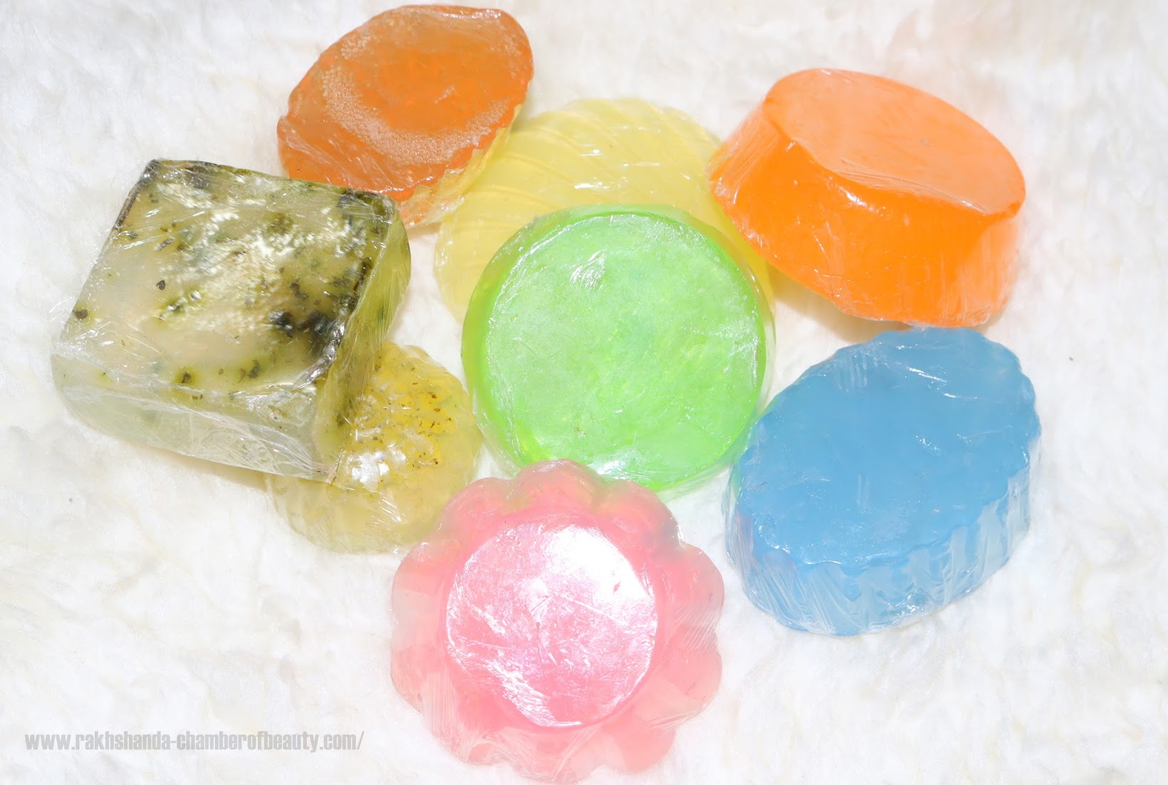 Natural handmade soaps from Soap Factory