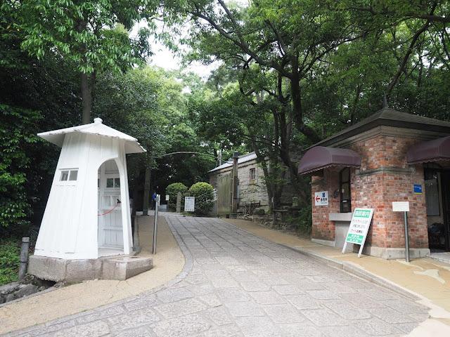 呉 入船山公園