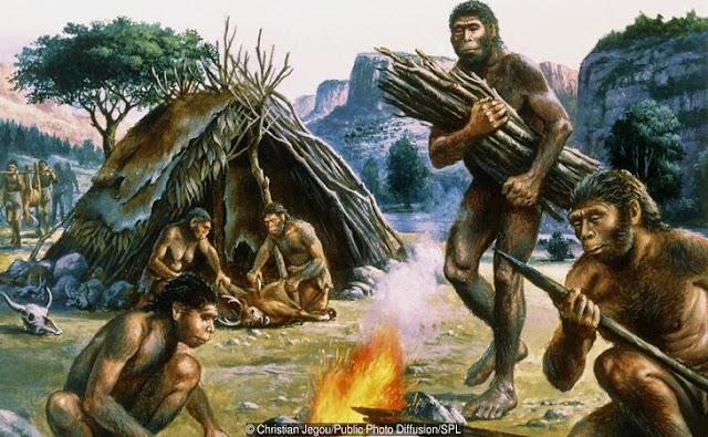 Sejarah-Awal-Manusia-Purba-Mulai-Mengenal-Api