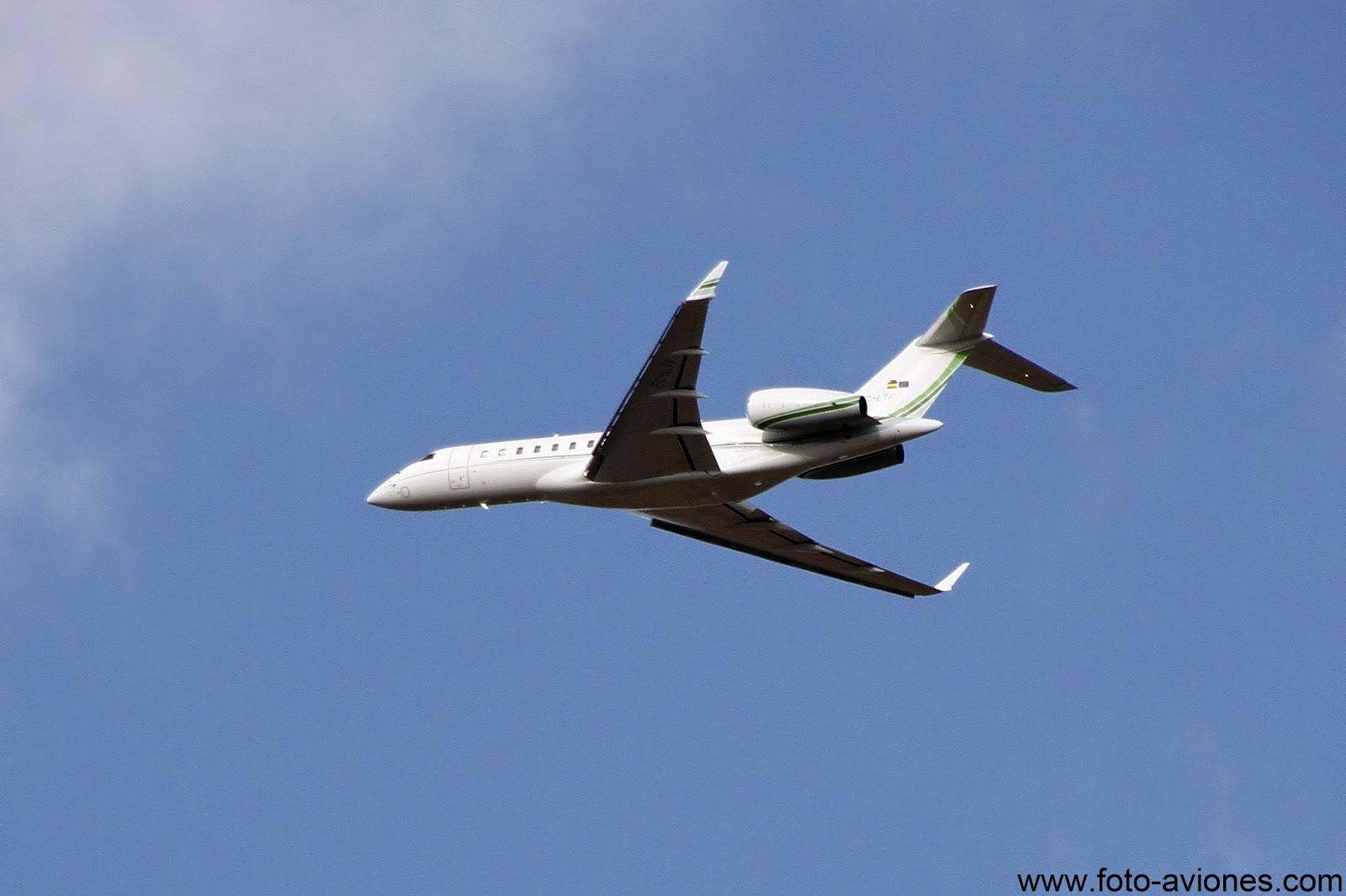 Bombardier BD700 / EC-LTF