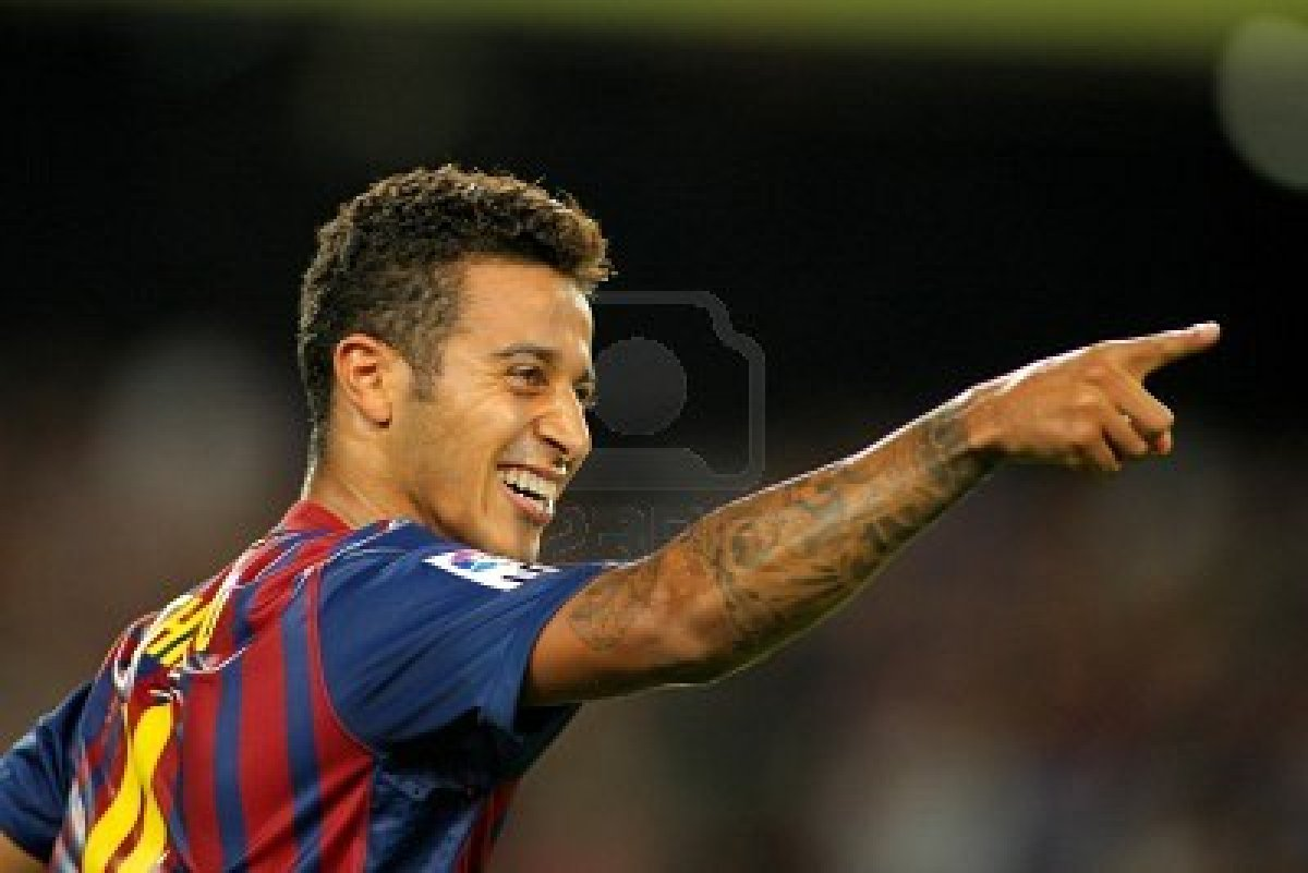 Thiago Alcantara Young Best Football Star 2012 All