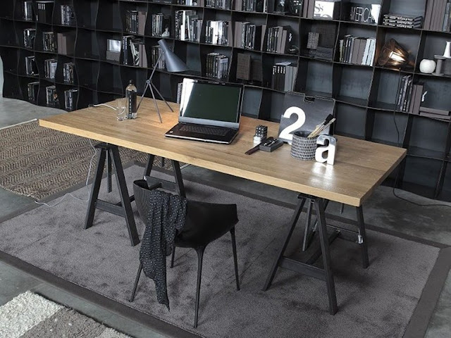 Interior Relooking: Cavaletti per il tavolo di casa