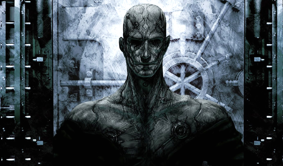 Imagine concept pentru filmul I, Frankenstein din 2014