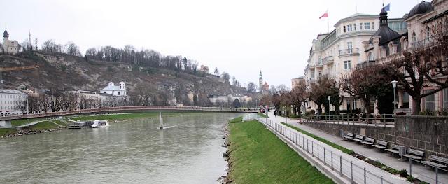 Salzburg Itävalta Austria