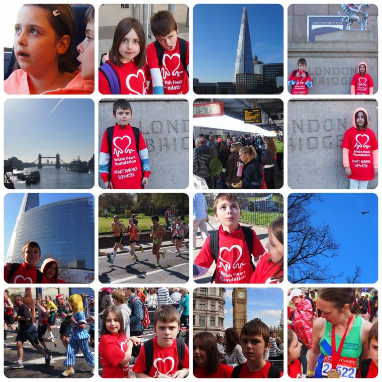 London Marathon 2013: Amazing Day I Will Never Forget