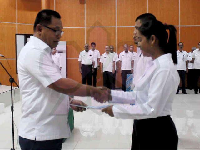 Inilah Isi Pakta Integritas CPNS di Kepulauan Tanimbar