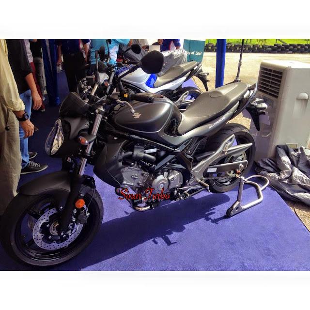 Suzuki 650 Gladius ABS, V-Strom 650 XT ABS, V-Strom ABS 2015 Di Lancarkan Di Malaysia