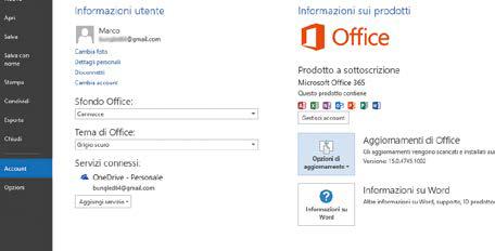 Come condividere l'abbonamento di Office 365