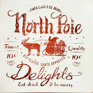 Eat drink and be merry - Santa Claus & co. Brand