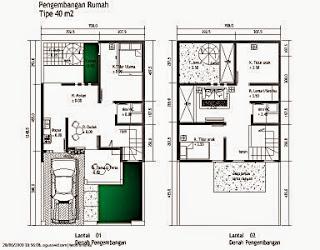 Gambar%2BPengembangan-Rumah-Tipe-40-m2-384x300