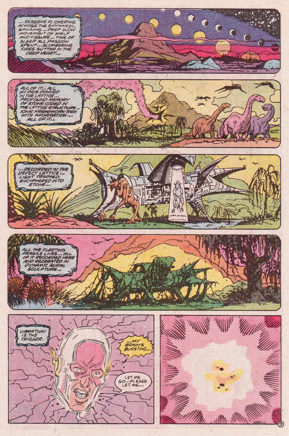Read online Secret Origins (1986) comic -  Issue #46 - 10
