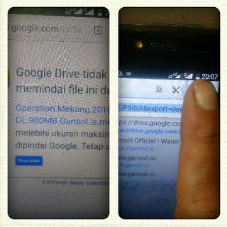 Cara Mudah Download Film di Ganool Lewat HP Android