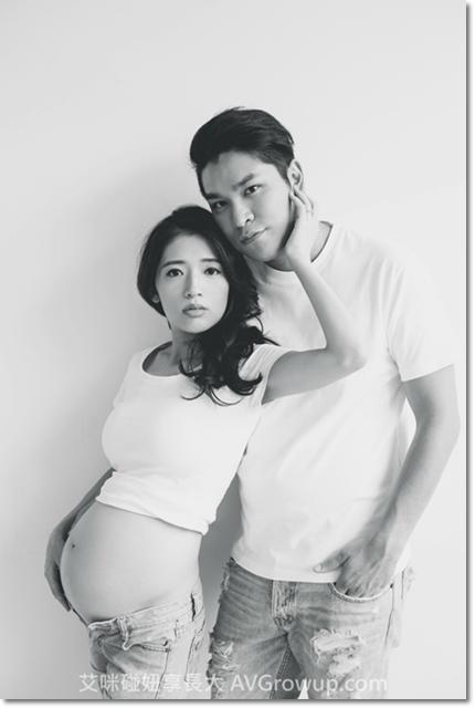 孕婦寫真-女攝影師-OceanK-法鬥攝影棚-孕婦寫真道具-孕婦寫真禮服