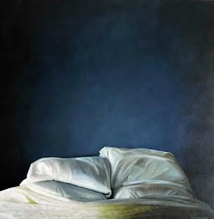 Карен Холлингсворт. Синяя стена. 2012