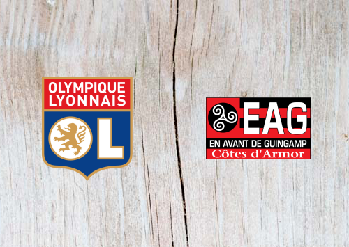 Lyon vs Guingamp - Highlights 15 February 2019