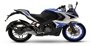 Two Wheeler Vehicle's New Technology RTR 160 Bike