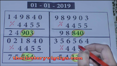 Thailand lottery magic 3up Set Formula king VIP tips 01 January 2019