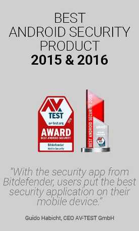 bitdefender mobile security key