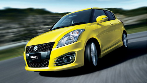 Suzuki Swift Sport Indonesia