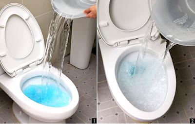 Cara Mengatasi WC Mampet Dengan Garam Untuk Mencegah Penyumbatan Lebih Serius