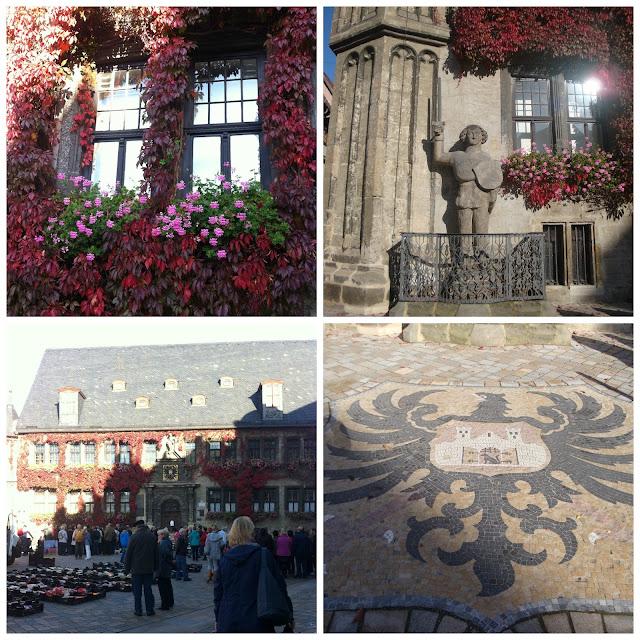 Rathaus Quedlinburg, Alemanha
