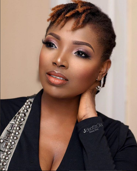 Between Annie Idibia and a hater
