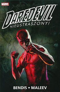 Daredevil tom 2: Nieustraszony! okładka