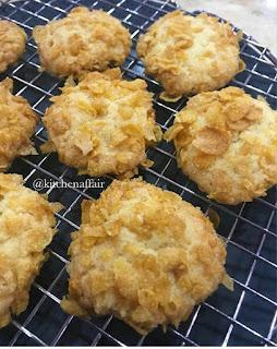 cornflakes-cookies-lembut-renyah