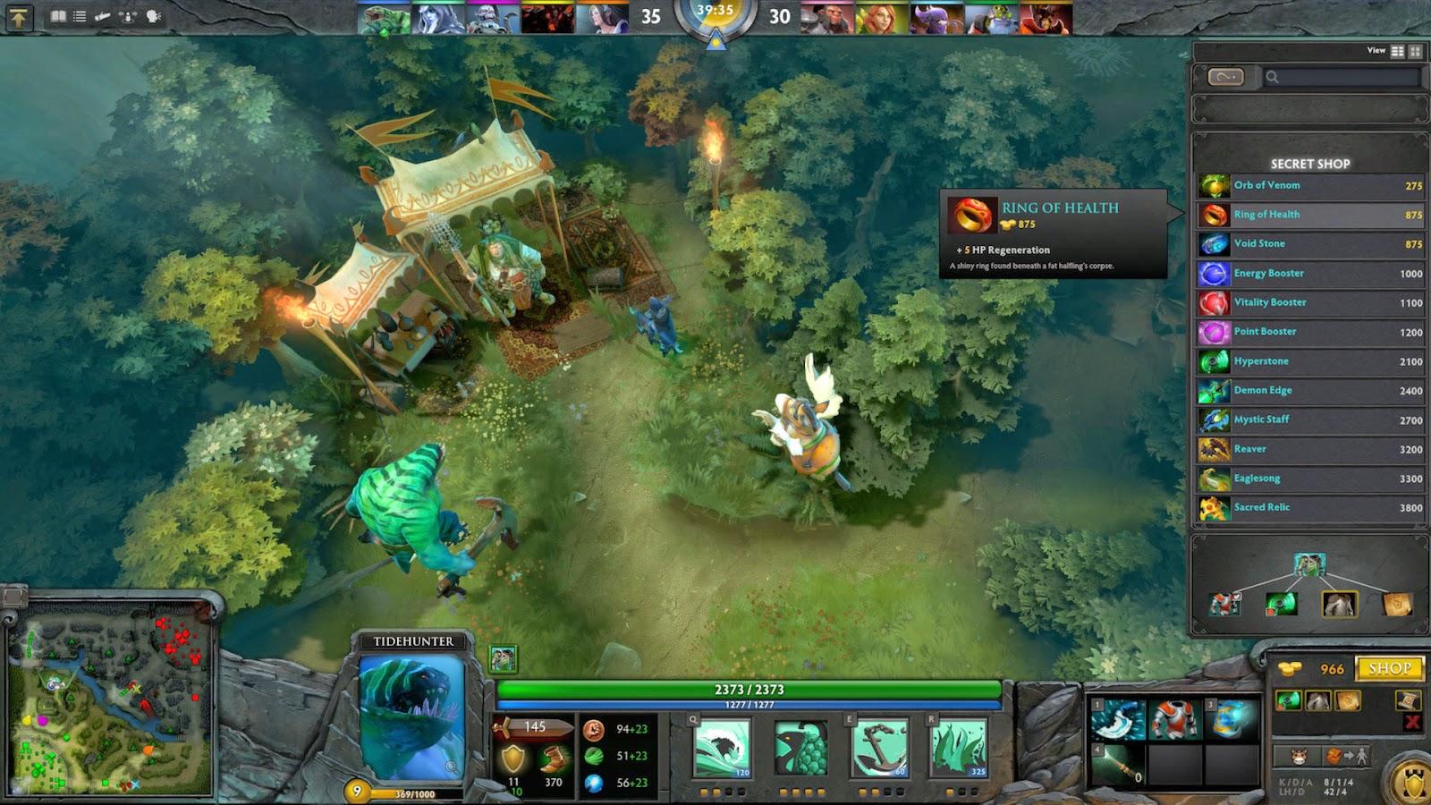 Dota 2 PC Game Free Download Offline