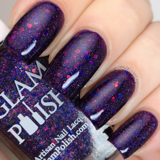 Glam Polish-Midnight Mayhem