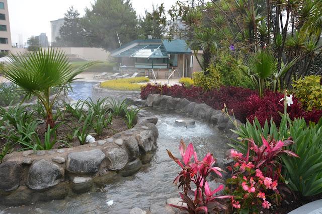 JW Marriott Quito garden