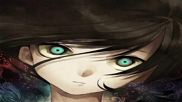 Trippy Anime Girl