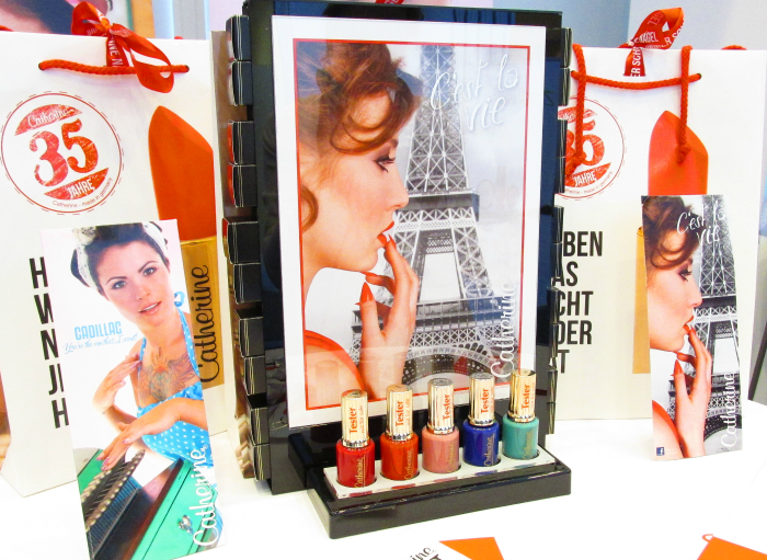 beautypress Blogger Event Juni 2015 - Part 2 - C´est la Vie Kollektion