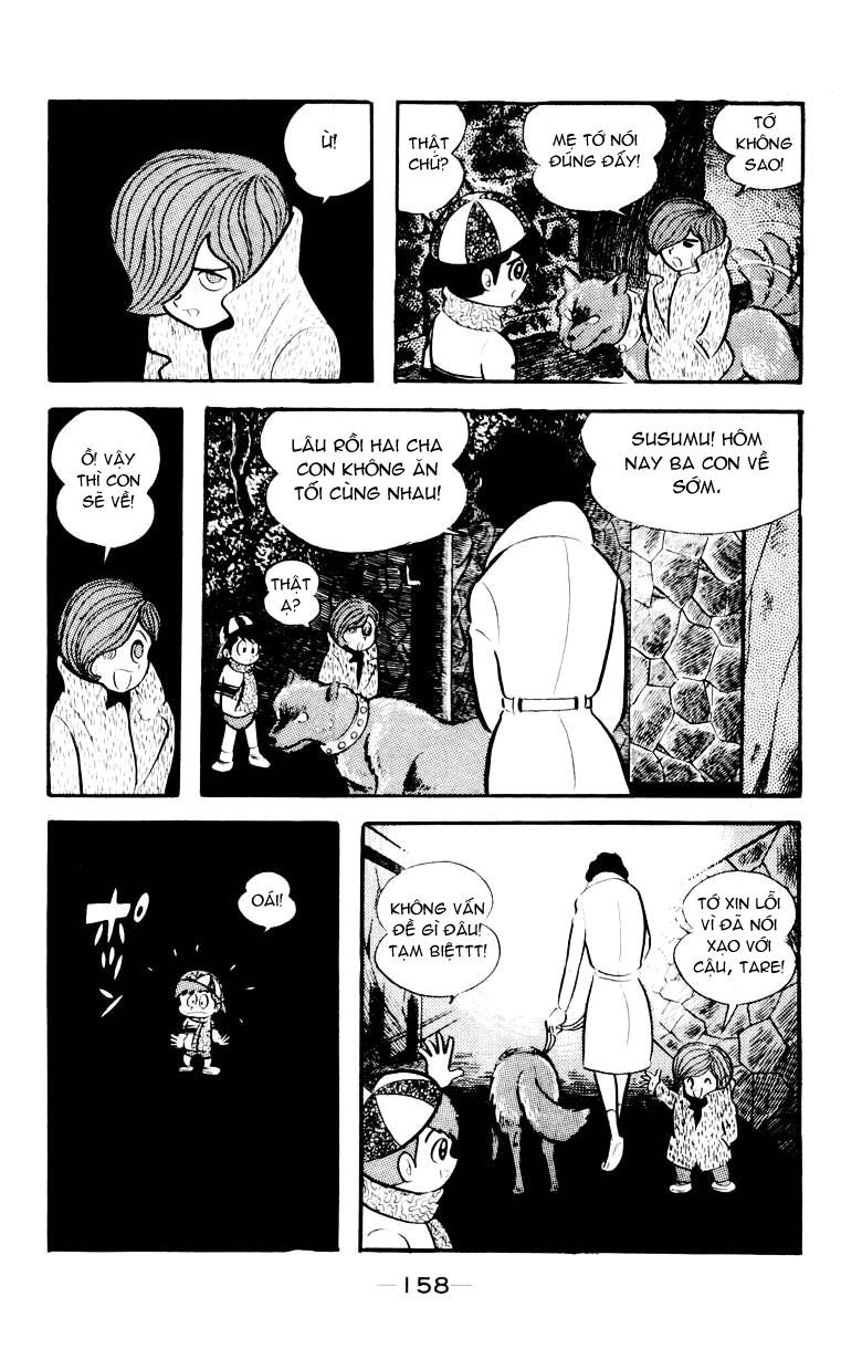 DevilMan chapter 14 trang 11