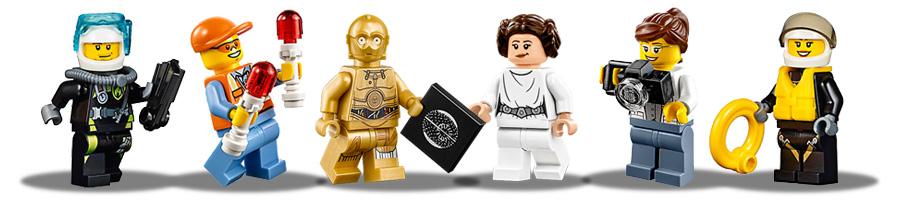 Kontakt - Minifigurki LEGO