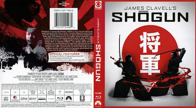 Shogun Bluray Cover