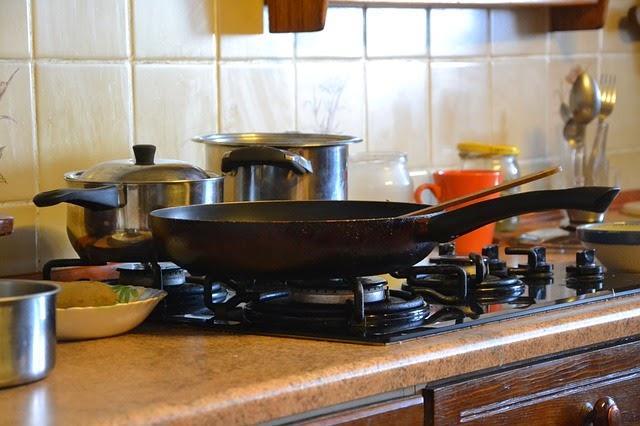 dar un hervor en la cocina de la abuela