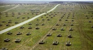 Latihan Militer Zapad 2017