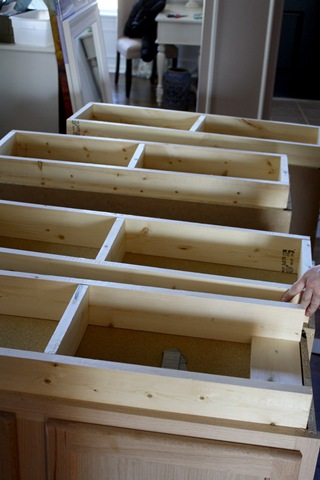 how to build storage cabinet built in