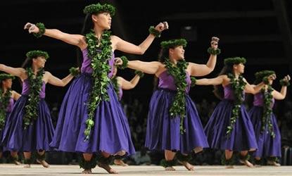 Hula Hula Tarian Unik Dari Hawaii