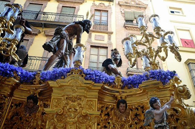 Sagrada Columna y Azotes de Ntro Señor Jesucristo - Sevilla