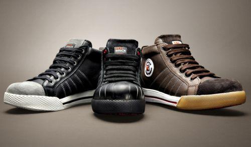 Redbrick Werkschoenen.Redbrick Schoenen Sportieve Modieuze Veiligheidsschoenen