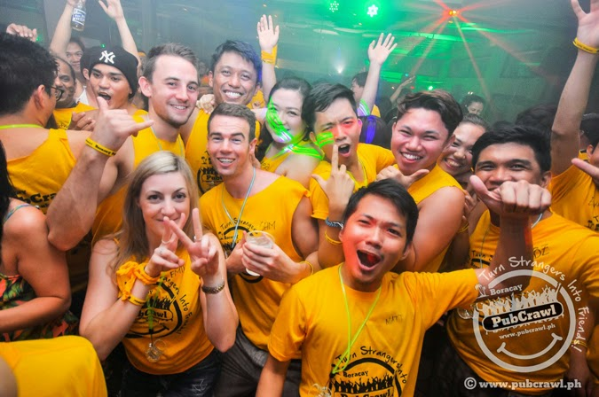 How Alcohol Turns You into the Friendliest Person Ever: Thoughts on the Boracay Pub Crawl