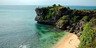 Balangan Beach, Enjoy The Quiet Atmosphere Of The Beach