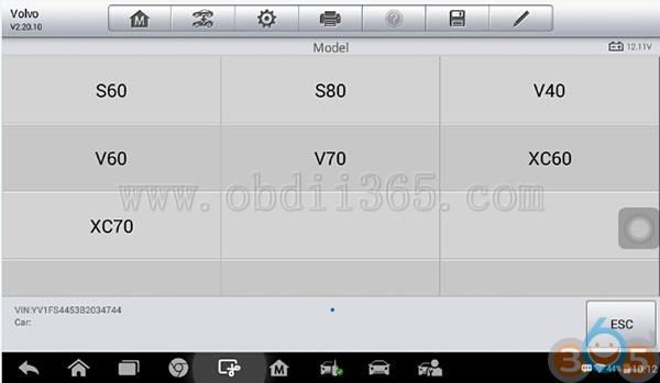 Programmation auro-im100-volvo-key-4