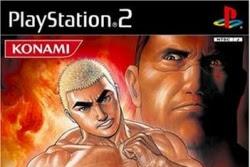 Tough Dark Fight PS2